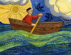 Julie Paschkis beautiful work!