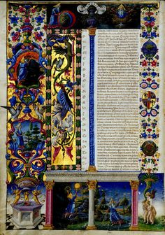 Bible of Borso d'Este