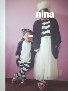 nina ☺ yunaさんのコーディネート