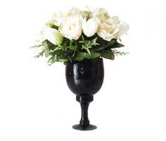 Decoração para sua casa Arranjo Rosas - Arranjos de flores