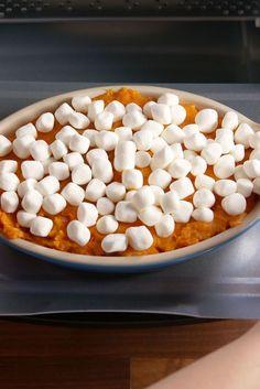Toaster Oven Sweet Potato Casserole  - Delish.com