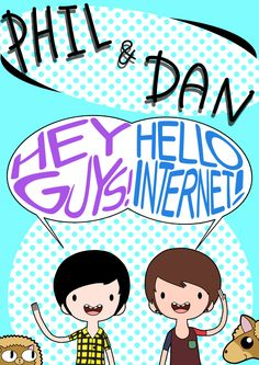 AmazingPhil Quotes | not mine amazingphil danisnotonfire phil lester dan howell phan ...