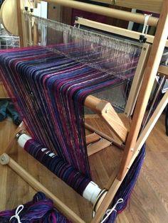 saori wx60 wood loom. $1,820.00, via Etsy.