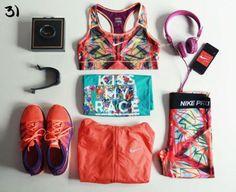 Women's Nike Pro workout clothes| Shop @ FitnessApparelExpress.com