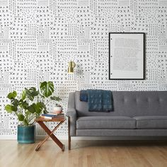 We offer a variety of modern wallpaper designs, including floral, geometric, and textured wallpaper. Find new modern wallpaper ideas at Covered Wallpaper. Cover Wallpaper, Graphic Wallpaper, Kids Wallpaper, Wallpaper Samples, Bathroom Wallpaper, Wallpaper Online, Print Wallpaper, Estilo Industrial Chic, Eclectic Wallpaper