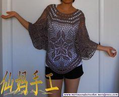 Otra de mis favoritas…. espectacular!!!!   Mi Rincon de Crochet