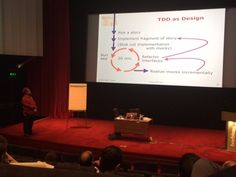 A review of day three of SDD 2014 by CodeSharper - Paul Davey