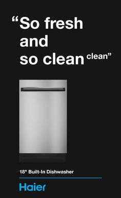 The ultimate flex. Set your standards to spotless with the help of the Built-In Dishwasher, great for fine china and plastic plates alike.