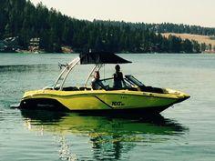 2015 MasterCraft NXT 20 - Foys Lake Montana - Boating Lifestyle