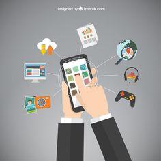 Aplicaciones de teléfonos móviles