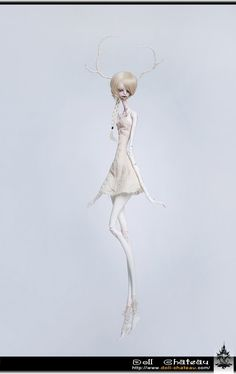 Love the proportions on this. Arali - 74cm Doll Chateau Girl, Doll Chateau - BJD Dolls, Accessories - Alice's Collections