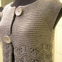 Knitting - Looking for a pattern scheme Help - Stricken - Diy Crafts Knitting, Knitting Blogs, Easy Knitting, Baby Knitting Patterns, Knit Vest Pattern, Knitting Accessories, Pulls, Mantel, Sweaters For Women