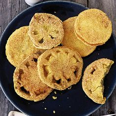 Fried Green Tomatoes.. OMG don't those look good!!!!