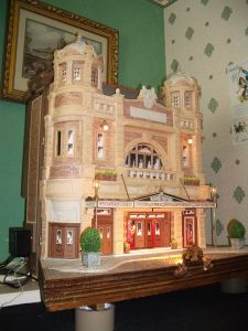 Ted's award winning theatre!http://puppetlady.wordpress.com/2011/10/18/treasure-island-hansel-gretel-and-4-generations-of-toy-theatre-enthusiasts/
