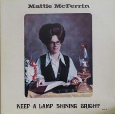 Mattie McFerrin with Big Hair Gospel ~ Album Cover Art ! The Bad, The Funny The Worst