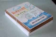 Whale Birthday Handmade Invitations - GlueGunDiva.com