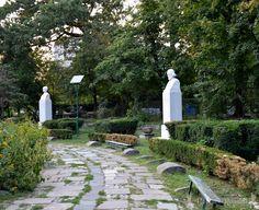 Cismigiu Park - The oldest public garden in Bucharest. Photo