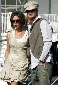 Victoria Beckham: Her Life as a Married Mom of Four: September 7, 2006