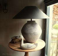 Het Moonhuis: Kruiklamp Table Lamp, Lighting, House Styles, Instagram, Home Decor, Blog, Gypsum, Lamp Table, Decoration Home
