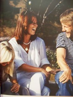 Cool and white (more ABBA though)