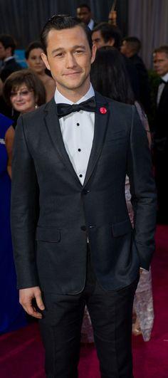 Joseph Gordon-Levitt at the Oscars 2013