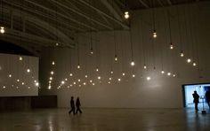 interactive art and artists: Rafael Lozano-Hemmer, 'Pulse' projects