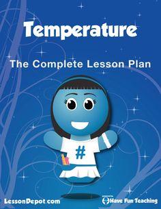 Temperature Lesson Plan