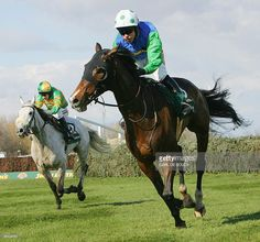Jockey Timmy Murphy on Comply or Die passes J Paul Carberry, on King John's Castle to win the Grand National horse race at Aintree racecourse in Liverpool, north-west England on April The. Get premium, high resolution news photos at Getty Images Grand National Horses, King Picture, Sport Of Kings, Happy Trails, Horse Racing, Race Horses, Great Britain, Liverpool, Castle