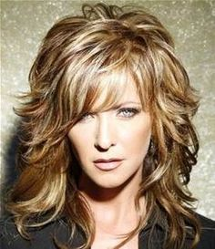 Haircuts Trends 2017/ 2018  – shoulder length Hair Styles For Women Over 40 – Bing Images…