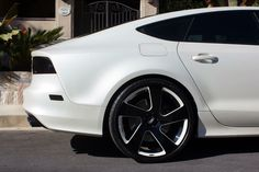 #Forgiato Rims #Audi A7
