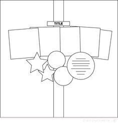 Blog: Sunday Sketch   Allison Waken - Scrapbooking Kits, Paper & Supplies, Ideas & More at StudioCalico.com!