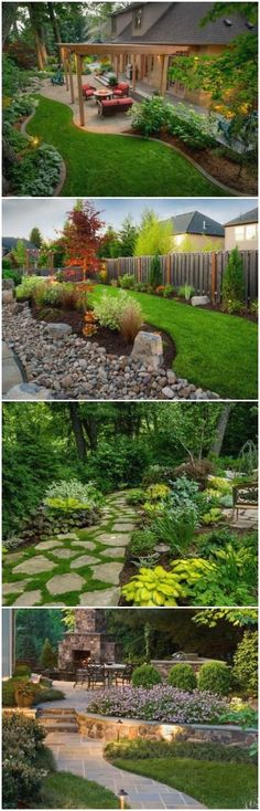 Spring is coming...error, spring is there and it's time to think to your garden and maybe rearranging it in order to have a beautiful garden as a nice place to stay this summer. Below, you will find a…MoreMore  #GardeningLandscaping