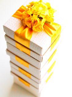 Anniversary Wedding Bridal Shower Favor Ring Jewelry Box by CutePP