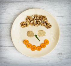 Evdeki ufaklıklara sağlıklı bir şey yedirmek için biraz yaratıcılık yeterli olabilir.  To make the children eat something healthy, some creativeness may be enough   #Californiacevizi #Californiawalnut