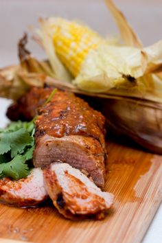 BBQ Barbecue Pork Tenderloin