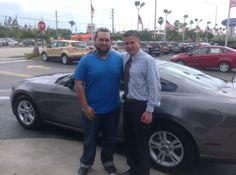 Thanks 4 your purchase Brayan! Call Miguel in #MIAMI & save money! 786.970.3792 #Mustang #BestDealEver #SouthBeach pic.twitter.com/nFreSjYzzN