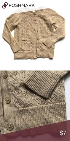 ⭐️Cherokee⭐️ ⭐️Gold Cherokee Girls cardigan size 18mos. Only worn twice! Excellent condition!⭐️ Cherokee (Target) Dresses