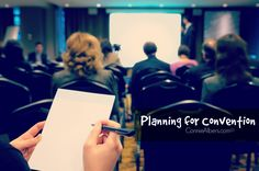 Planning for Convention, great advice and  tips from a homeschool conference/convention planner- Connie Albers