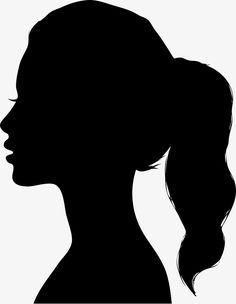 Woman silhouette material PNG and Clipart Silhouette Design, Silhouette Face, Silhouette Painting, Couple Silhouette, Silhouette Machine, Pencil Art Drawings, Love Drawings, Wm Logo, Stencil Painting