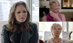 Leah Remini exposes shocking and explosive allegations against Scientology | Daily Mail Online