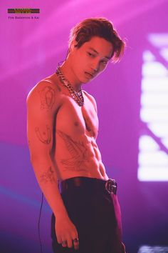 Kim jongin / Kai sexy and hot ExPloRation in Seoul day 5 confession solo EXO Baekhyun Chanyeol, Taemin, Shinee, Exo Kai Abs, Kim Kai, Z Cam, Kim Minseok, Cute Korean Boys, Idole