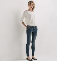 Premium-fit skinny jeans
