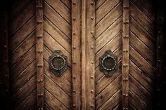 Holztüren haben viele Vorteile