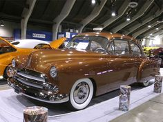 1951 Chevrolet Custom... Oh Yes!!! I want.no.I.mean.it.seriously.crave