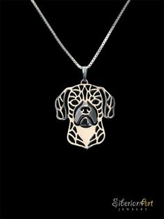 Beagle jewelry - Solid Gold pendant and necklace Sterling Silver Chains, Sterling Silver Pendants, Gold Pendant, Pendant Necklace, Dog Necklace, Cross Pendant, Pendant Jewelry, Dog Jewelry, Fine Jewelry