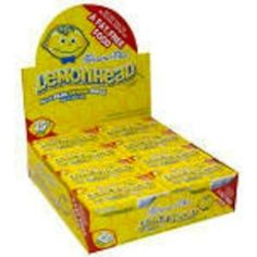 I'm learning all about Ferrera Pan Lemonheads at @Influenster!