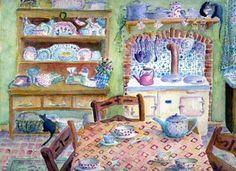 Joanna Twinn. Kitchen - 3D and CG Wallpaper ID 959685 - Desktop Nexus Abstract