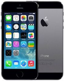 #Apple #iPhone5S with #FaceTime – 16GB, 4G LTE, Space Gray