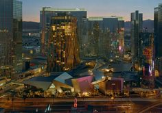 City Center, Las Vegas - Studio Daniel Libeskind