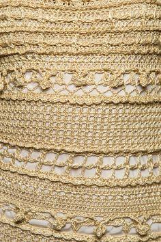 Off Martini Crochet Dress - Vanessa Montoro USA - vanessamontorolojausa                                                                                                                                                                                 Más
